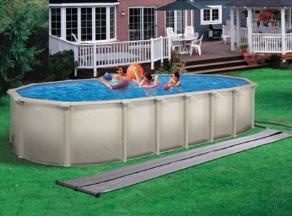 Ecosaver for aboveground pools